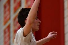 CIAC Boys Basketball; Wolcott 69 vs. East Hampton 63 - Photo # 863