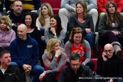 CIAC Boys Basketball; Wolcott 69 vs. East Hampton 63 - Photo # 996