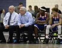 CIAC Boys Basketball; Class L Tournament QF'S - #6 Wilton 65 vs. #14 Crosby 61 - Photo # (105)