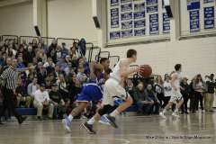 CIAC Boys Basketball; Class L Tournament - #6 Wilton 65 vs. #14 Crosby 61 - Photo # (139)