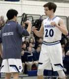 CIAC Boys Basketball; Class Tournament - #6 Wilton 65 vs. #14 Crosby 61 - Photo # (17)