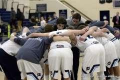 CIAC Boys Basketball; Class Tournament - #6 Wilton 65 vs. #14 Crosby 61 - Photo # (18)