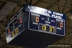 CIAC Boys Basketball; Class Tournament - #6 Wilton 65 vs. #14 Crosby 61 - Photo # (2)