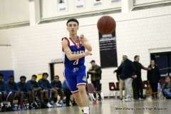 CIAC Boys Basketball; Class Tournament - #6 Wilton 65 vs. #14 Crosby 61 - Photo # (24)