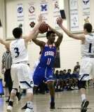 CIAC Boys Basketball; Class Tournament - #6 Wilton 65 vs. #14 Crosby 61 - Photo # (36)