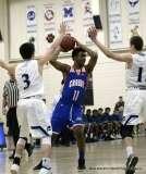 CIAC Boys Basketball; Class Tournament - #6 Wilton 65 vs. #14 Crosby 61 - Photo # (36)