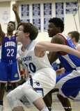 CIAC Boys Basketball; Class Tournament - #6 Wilton 65 vs. #14 Crosby 61 - Photo # (41)