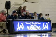 CIAC Boys Basketball; Class Tournament - #6 Wilton 65 vs. #14 Crosby 61 - Photo # (60)
