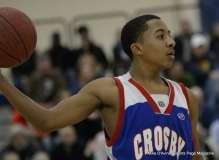CIAC Boys Basketball; Class Tournament - #6 Wilton 65 vs. #14 Crosby 61 - Photo # (85)