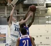CIAC Boys Basketball; Class Tournament - #6 Wilton 65 vs. #14 Crosby 61 - Photo # (93)