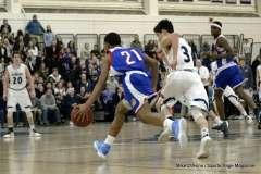 CIAC Boys Basketball; Class Tournament - #6 Wilton 65 vs. #14 Crosby 61 - Photo # (97)