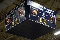 CIAC Boys Basketball; Class Tournament - #6 Wilton 65 vs. #14 Crosby 61 - Photo # (98)