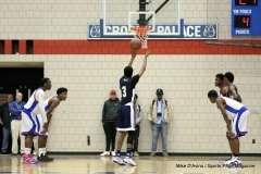 Gallery CIAC Boys Basketball; Class L Tournament FR, #14 Crosby 70 vs. #19 Hartford Public 68 - Photo # (109)