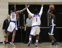 Gallery CIAC Boys Basketball; Class L Tournament FR, #14 Crosby 70 vs. #19 Hartford Public 68 - Photo # (123)