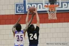 Gallery CIAC Boys Basketball; Class L Tournament FR, #14 Crosby 70 vs. #19 Hartford Public 68 - Photo # (125)