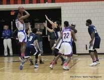 Gallery CIAC Boys Basketball; Class L Tournament FR, #14 Crosby 70 vs. #19 Hartford Public 68 - Photo # (133)