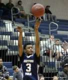 Gallery CIAC Boys Basketball; Class L Tournament FR, #14 Crosby 70 vs. #19 Hartford Public 68 - Photo # (156)