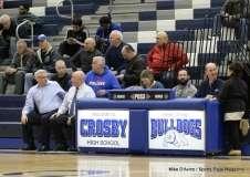 Gallery CIAC Boys Basketball; Class L Tournament FR, #14 Crosby 70 vs. #19 Hartford Public 68 - Photo # (3)