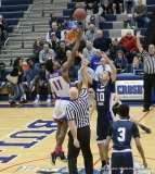 Gallery CIAC Boys Basketball; Class L Tournament FR, #14 Crosby 70 vs. #19 Hartford Public 68 - Photo # (46)