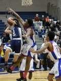 Gallery CIAC Boys Basketball; Class L Tournament FR, #14 Crosby 70 vs. #19 Hartford Public 68 - Photo # (73)