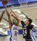 Gallery CIAC Boys Basketball; Class L Tournament FR, #14 Crosby 70 vs. #19 Hartford Public 68 - Photo # (92)