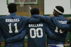 Gallery CIAC Boys Basketball; Class L Tournament SR - #3 Bassick 74 vs. #14 Crosby 82 - Photo # (11)