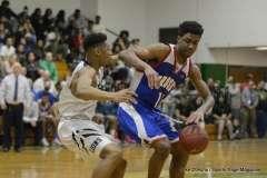 Gallery CIAC Boys Basketball; Class L Tournament SR - #3 Bassick 74 vs. #14 Crosby 82 - Photo # (111)