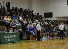 Gallery CIAC Boys Basketball; Class L Tournament SR - #3 Bassick 74 vs. #14 Crosby 82 - Photo # (119)