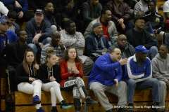 Gallery CIAC Boys Basketball; Class L Tournament SR - #3 Bassick 74 vs. #14 Crosby 82 - Photo # (146)