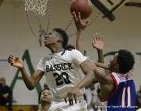 Gallery CIAC Boys Basketball; Class L Tournament SR - #3 Bassick 74 vs. #14 Crosby 82 - Photo # (155)