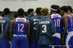 Gallery CIAC Boys Basketball; Class L Tournament SR - #3 Bassick 74 vs. #14 Crosby 82 - Photo # (180)