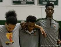 Gallery CIAC Boys Basketball; Class L Tournament SR - #3 Bassick 74 vs. #14 Crosby 82 - Photo # (22)