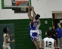 Gallery CIAC Boys Basketball; Class L Tournament SR - #3 Bassick 74 vs. #14 Crosby 82 - Photo # (226)