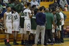 Gallery CIAC Boys Basketball; Class L Tournament SR - #3 Bassick 74 vs. #14 Crosby 82 - Photo # (25)