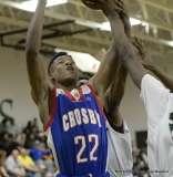 Gallery CIAC Boys Basketball; Class L Tournament SR - #3 Bassick 74 vs. #14 Crosby 82 - Photo # (32)