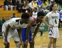 Gallery CIAC Boys Basketball; Class L Tournament SR - #3 Bassick 74 vs. #14 Crosby 82 - Photo # (56)