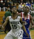 Gallery CIAC Boys Basketball; Class L Tournament SR - #3 Bassick 74 vs. #14 Crosby 82 - Photo # (84)