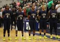 CIAC Boys Basketball Class LL Tournament QF's - #3 Crosby 62 vs. #6 Ledyard 70 (31)