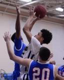 CIAC Boys Basketball State Class M Tournament FR - #11 Ansonia 52 vs #22 Tolland 50 - Photo (11)