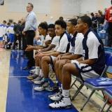 CIAC Boys Basketball State Class M Tournament FR - #11 Ansonia 52 vs #22 Tolland 50 - Photo (2)
