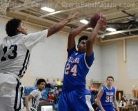 CIAC Boys Basketball State Class M Tournament FR - #11 Ansonia 52 vs #22 Tolland 50 - Photo (21)