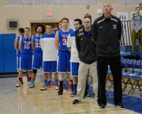 CIAC Boys Basketball State Class M Tournament FR - #11 Ansonia 52 vs #22 Tolland 50 - Photo (5)