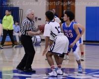 CIAC Boys Basketball State Class M Tournament FR - #11 Ansonia 52 vs #22 Tolland 50 - Photo (7)