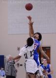 CIAC Boys Basketball State Class M Tournament FR - #11 Ansonia 52 vs #22 Tolland 50 - Photo (8)