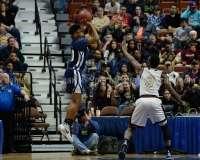 CIAC Boys Basketball Class M State T. Finals - #1 Sacred Heart 101 vs. #6 Notre Dame-Fairfield 49 - Photo (13)