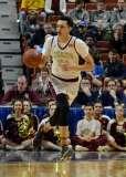 CIAC Boys Basketball Class M State T. Finals - #1 Sacred Heart 101 vs. #6 Notre Dame-Fairfield 49 - Photo (14)
