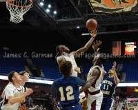 CIAC Boys Basketball Class M State T. Finals - #1 Sacred Heart 101 vs. #6 Notre Dame-Fairfield 49 - Photo (26)