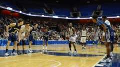 CIAC Boys Basketball Class M State T. Finals - #1 Sacred Heart 101 vs. #6 Notre Dame-Fairfield 49 - Photo (7)