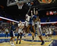 CIAC Boys Basketball Class M State T. Finals - #1 Sacred Heart 101 vs. #6 Notre Dame-Fairfield 49 - Photo (9)