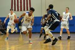 CIAC Boys Basketball - Class M SR - #16 Seymour 92 vs. #32 Ansonia 66 - Photo # (106)